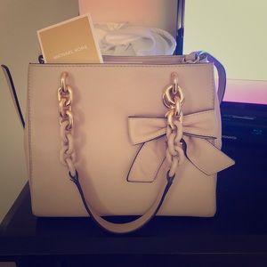 Michael Kors Small Pink Handbag